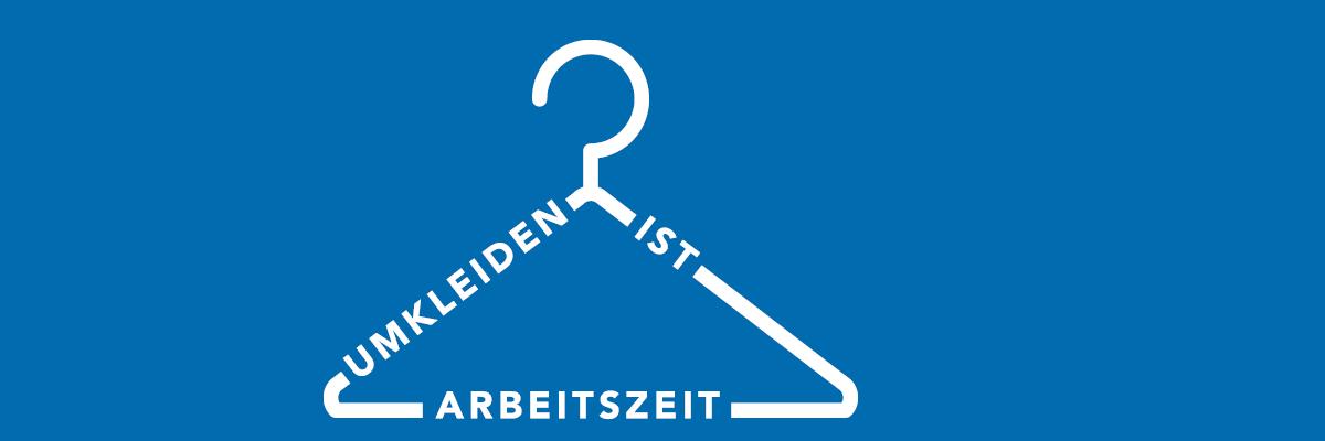 Kanton Zürich: Umkleiden ist Arbeitszeit